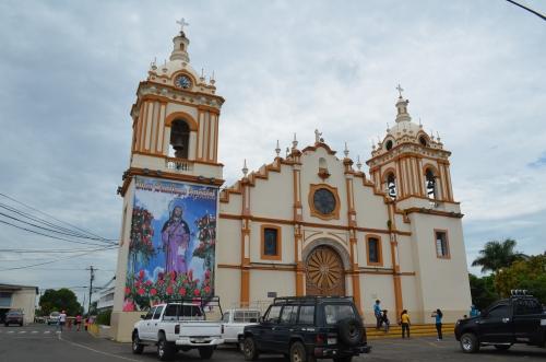 サンチアゴの教会