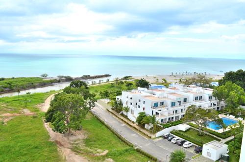 プラヤ・ブランコのマンションとビーチ