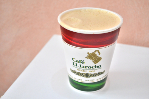 美味しいメキシコシティのコーヒー