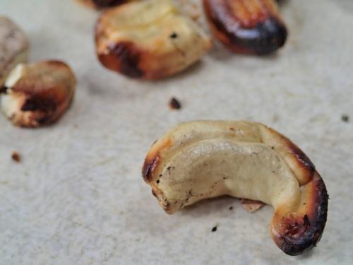 香ばしいカシューナッツ