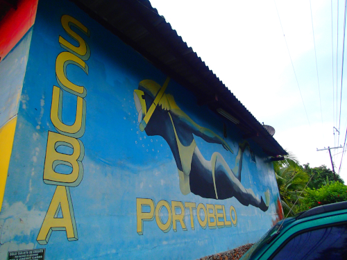 ポルトベーロのスキューバダイビングスクール