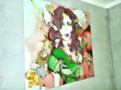 フランスの画家の絵