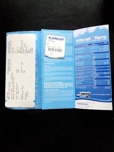 格安航空会社インテルジェットの航空券