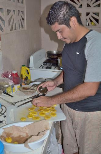 パタコン作り