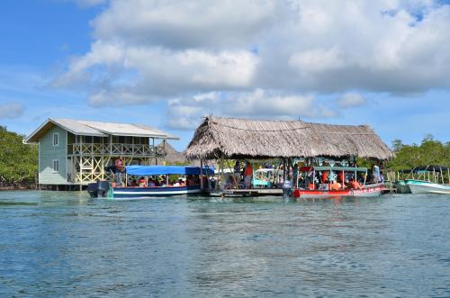 海上レストラン