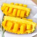 100%喜ばれる!パイナップルのオシャレで簡単な切り方&美味しい生パイン熟度の見分け方&育て方