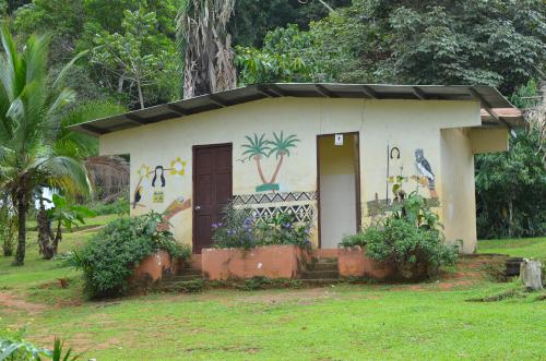 エンベラ族のトイレ
