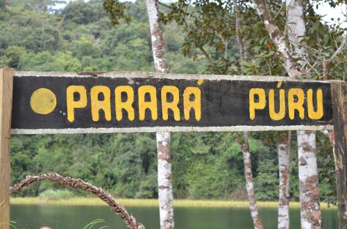 エンベラ族のパナマペルー村