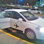 メキシコシティの空港から市内までアクセスする方法は夜間でも安全な格安空港タクシーがおすすめ