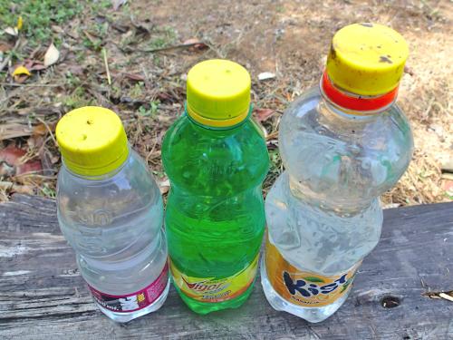 3種類のサイズの自動水やり器