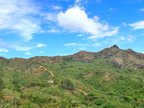 山奥の集落