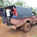 青年海外協力隊の任期中にパナマで死ぬとしたら、死因は交通事故だろう。