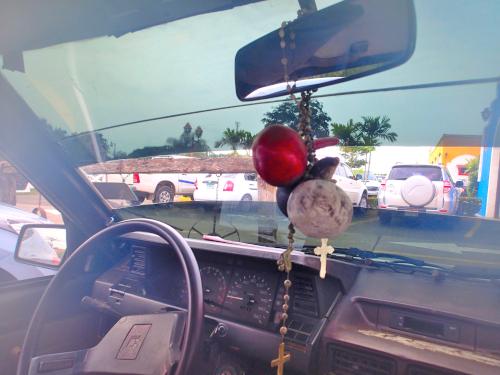 車内の様子