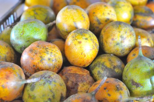 コスタリカのパッションフルーツ