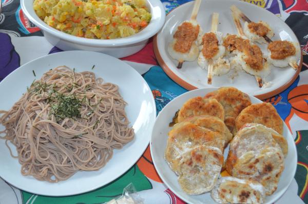 長野県の名物料理