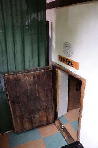 カンデラゲストハウスの謎の部屋