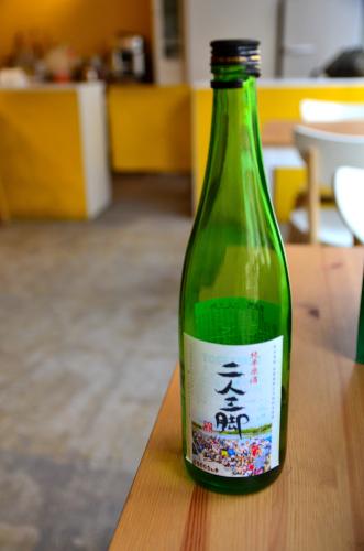 日本酒二人三脚
