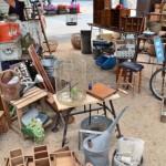 松本のまつもと古市は古道具や骨董品が買える!月に一回松本城大手門枡形跡広場で開催