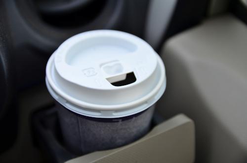 ドライブ用のカップ