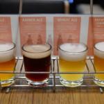 品川TYハーバーでクラフトビール飲み比べ!ペールエール、アンバー、ウィート、スタウト