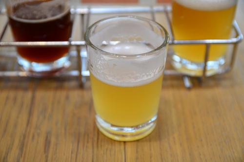 T.Y.Harborの小麦ビール