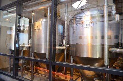 T.Y.Harborの醸造所