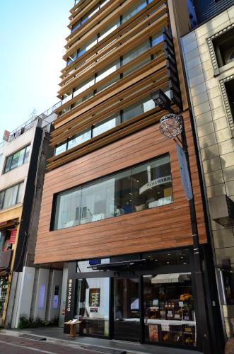 銀座NAGANOの建物