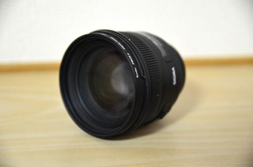 SIGMA 単焦点標準レンズ