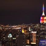ニューヨークの飛行機乗り継ぎで観光!ニューアーク空港からNYタイムズスクエアへ行く方法&おすすめ夜景スポット