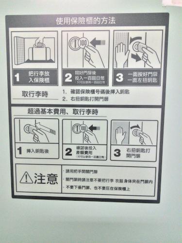 中国語の説明
