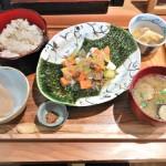 長野駅のランチは長寿日本一を体感できる長野県長寿食堂がおすすめ!ヘルシーな野菜料理が楽しめるよ