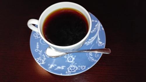 カフェコーデのパナマコーヒー