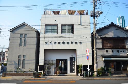 東京ヒュッテの建物