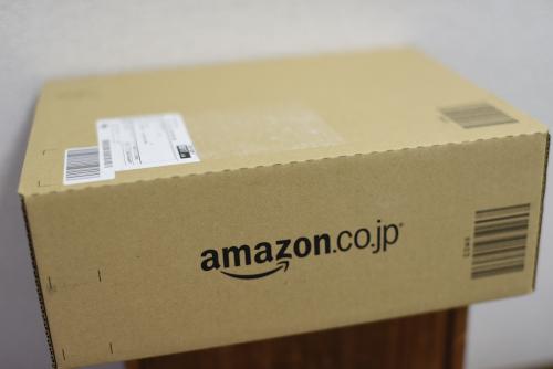 Amazonの荷物