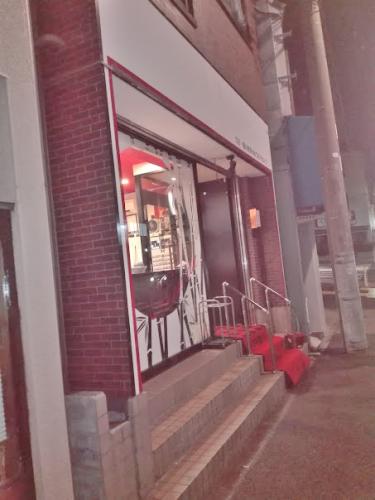 竹末東京の入り口