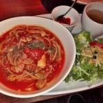 長野市善光寺でランチに迷ったらhiyori CAFEの本日のランチがおすすめ!ドリンクとデザート付きで美味しくてお得