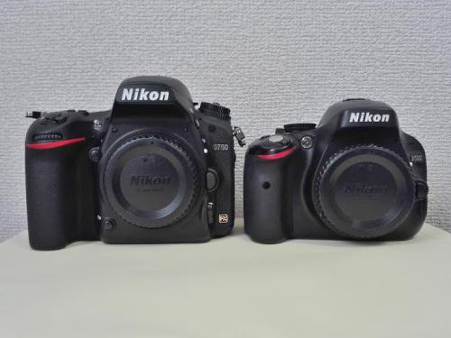 D5100とD750