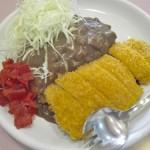 【お得なランチ口コミ】長野駅前の激安サリーカレーなら590円で美味しいカツカレーが食べられてコスパ最強!