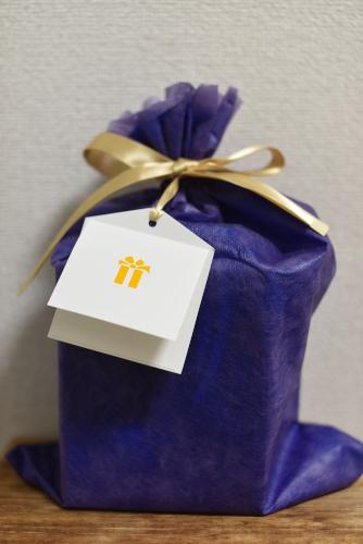 Amazonのプレゼントラッピング