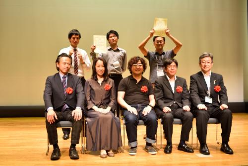 信州ベンチャーコンテスト表彰式