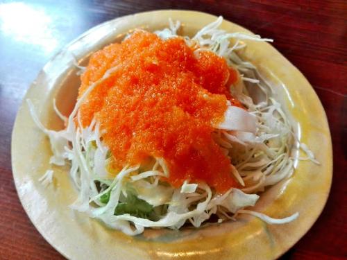 にんじんドレッシングサラダ