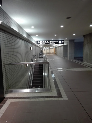 第一ターミナルへ