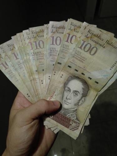 ベネズエラの通貨ボリーバル