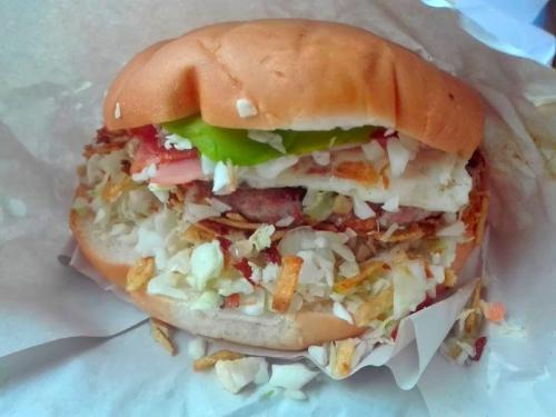 ベネズエラのハンバーガー