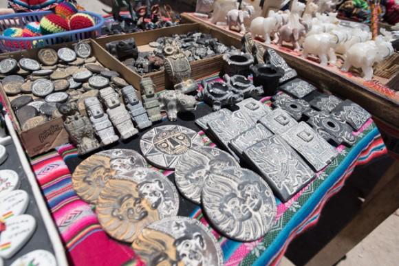インカ文化のお土産