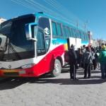 ボリビアのラパスからウユニ塩湖の行き方は飛行機より夜行バスTodo Turismoがおすすめ