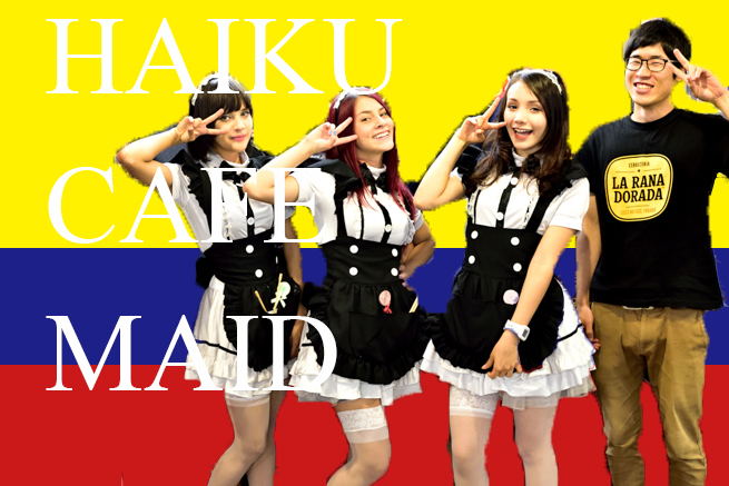 HAIKU CAFE MAID