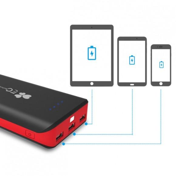 海外旅行にはモバイルバッテリーがおすすめ