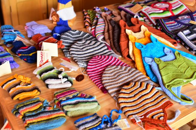 ボリビアのフェアトレード商品