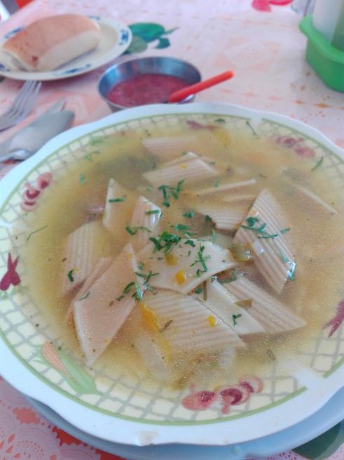 ウユニのスープ